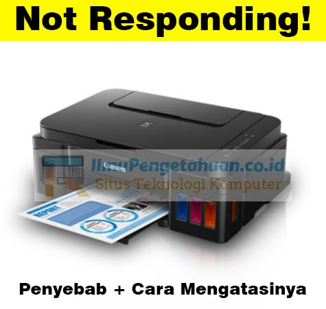 6 Cara Mengatasi Printer Not Responding